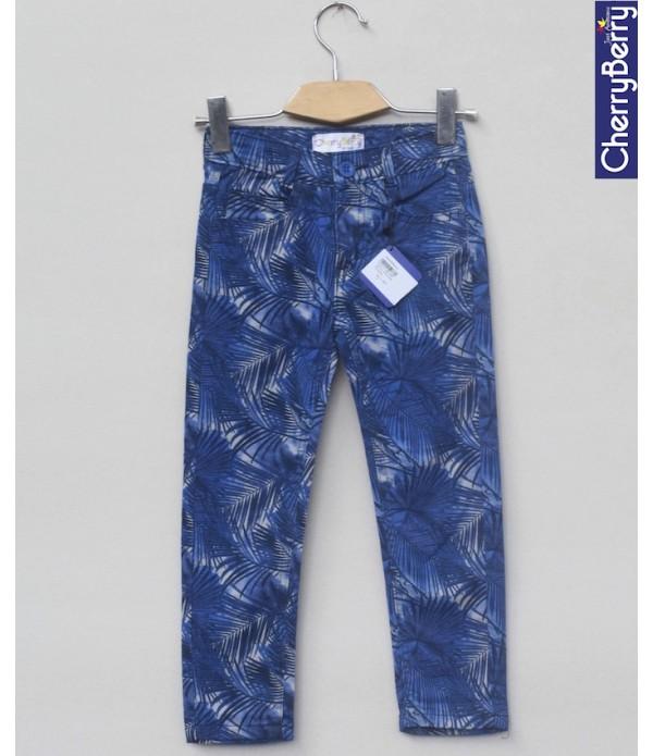 Girls Printed Trouser (W18T01)