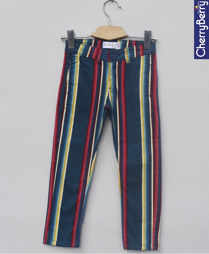 Girls Printed Trouser (W18T03)