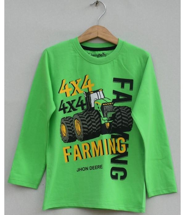 Kids Printed t-shirt (W19B05)