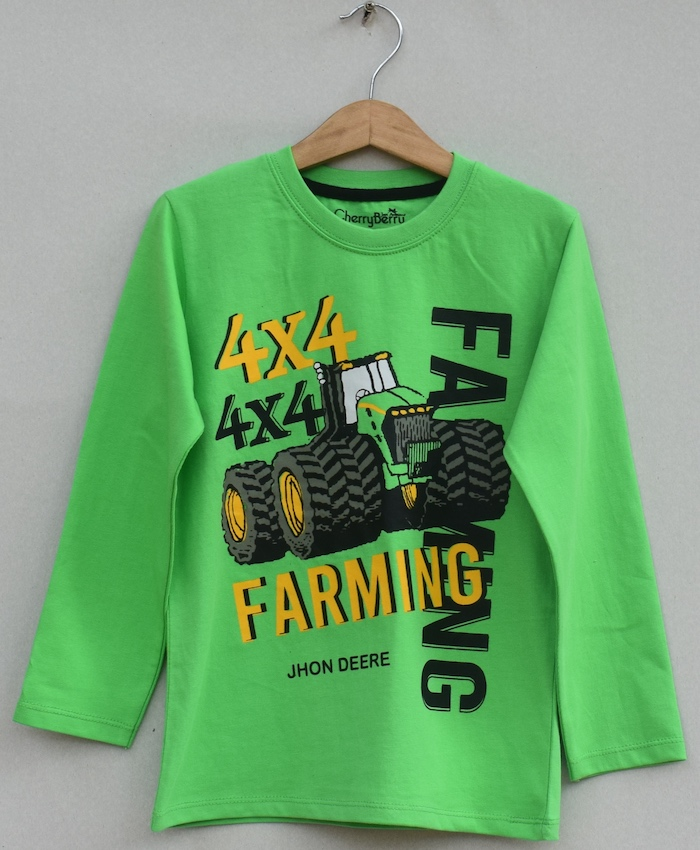 Kids Printed t-shirt (W19B05)