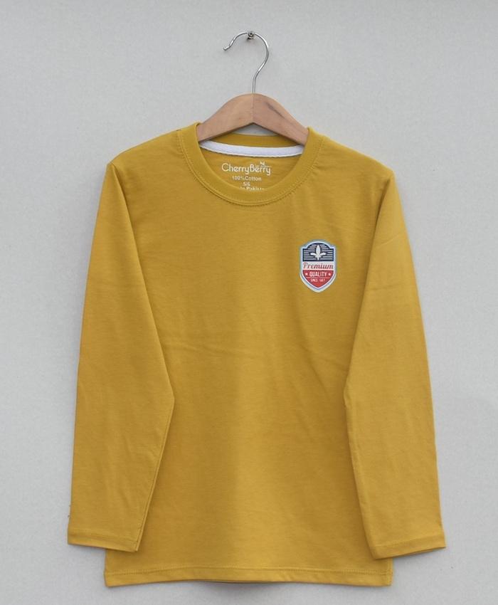 Kids Printed t-shirt (W19B10)