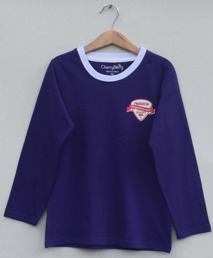 Kids Printed t-shirt (W19B13)