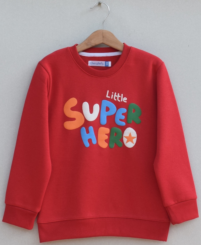 Kids Printed sweatshirt