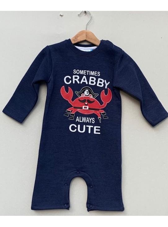 Baby Printed Romper (W19B41)