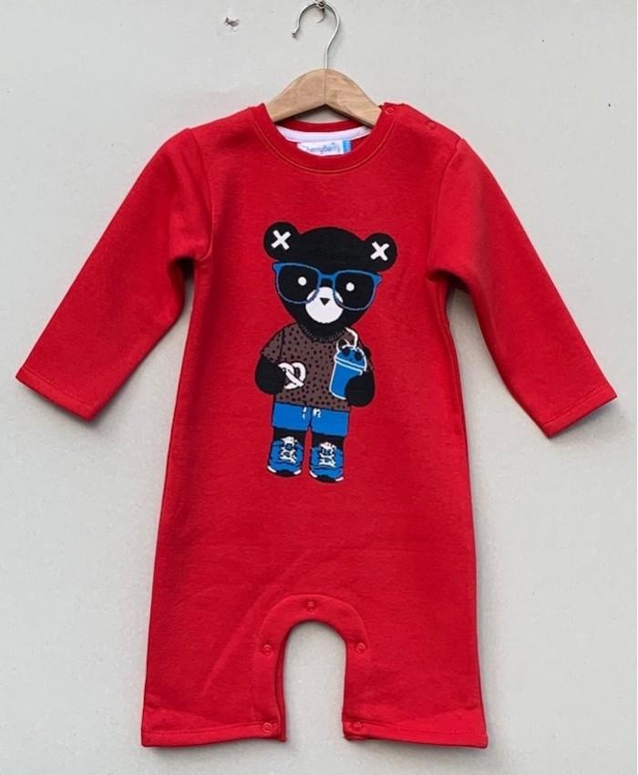 Baby Printed Romper (W19B42)