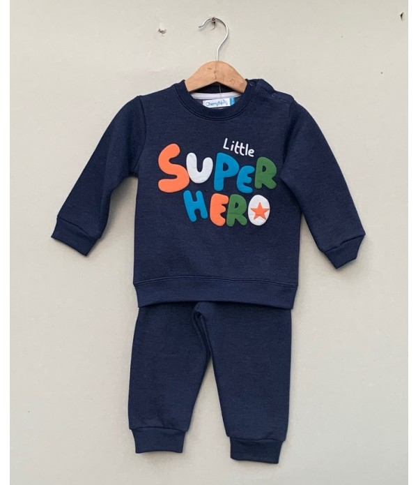 Infant sweatshirt, Pajama set (W19B44)