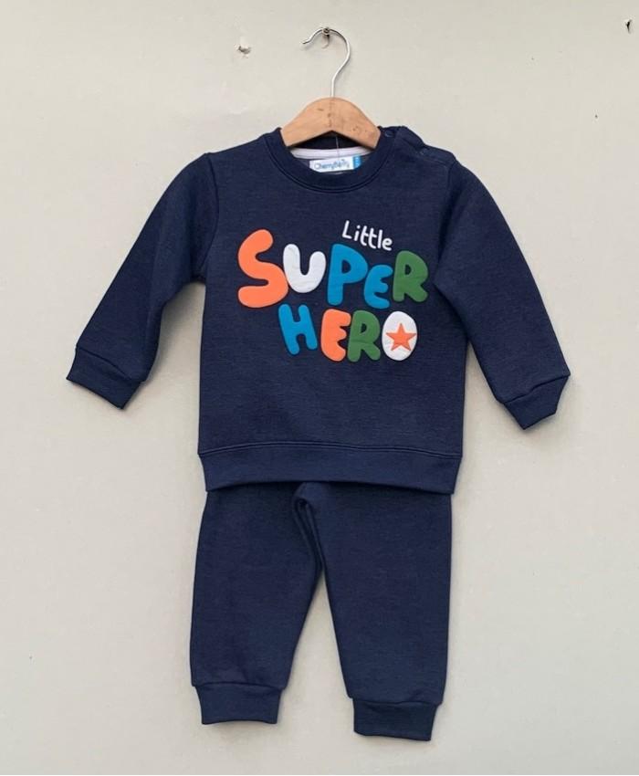 Infant sweatshirt, Pajama set (W19B44)