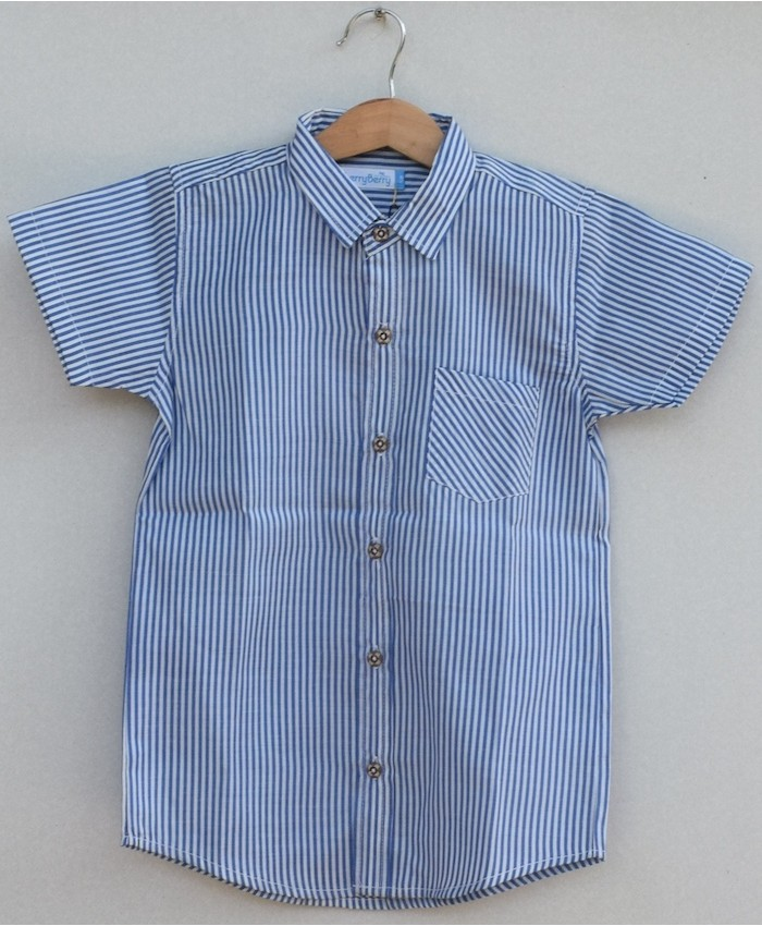 Boys Cotton cotton Shirt (W19S03)