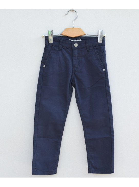Boys Cotton Trouser (W19T02)