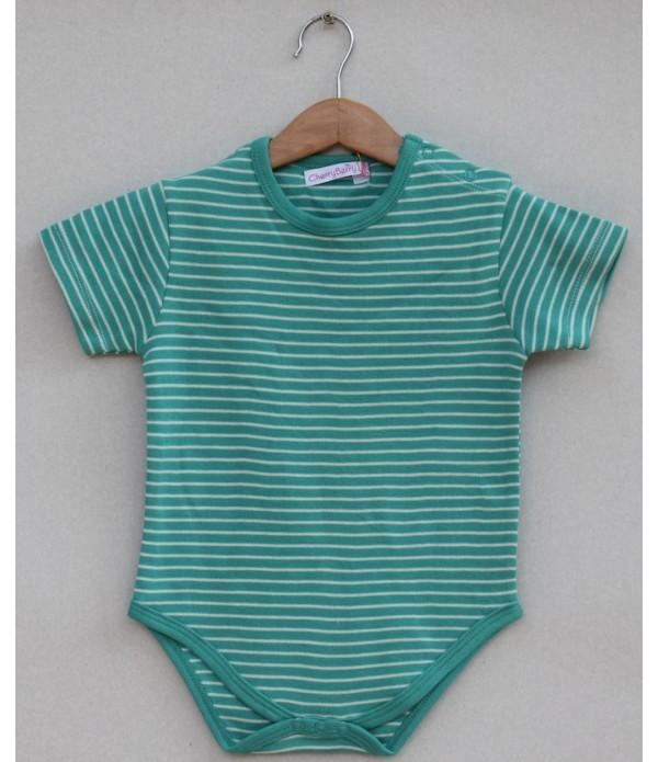 Baby Strips bodysuit (W19U09)