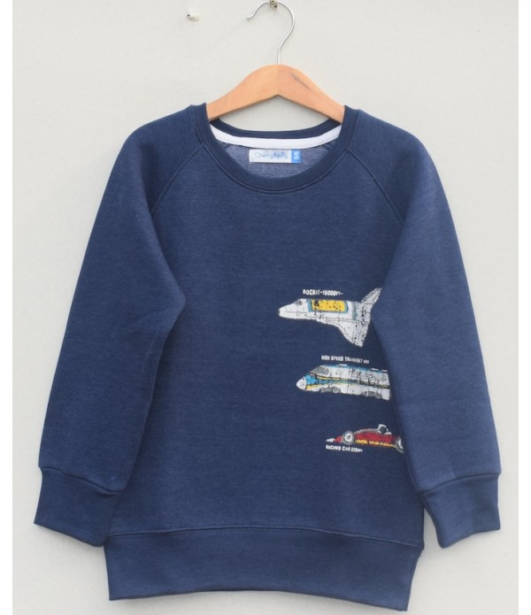 Kids Printed sweatshirt(W19U23)