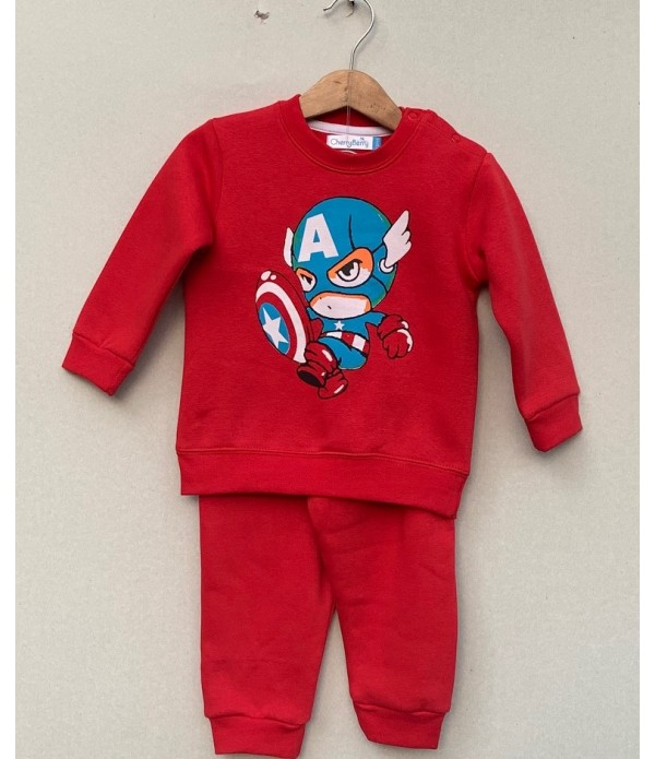 Infant sweatshirt, Pajama set (W19U24)
