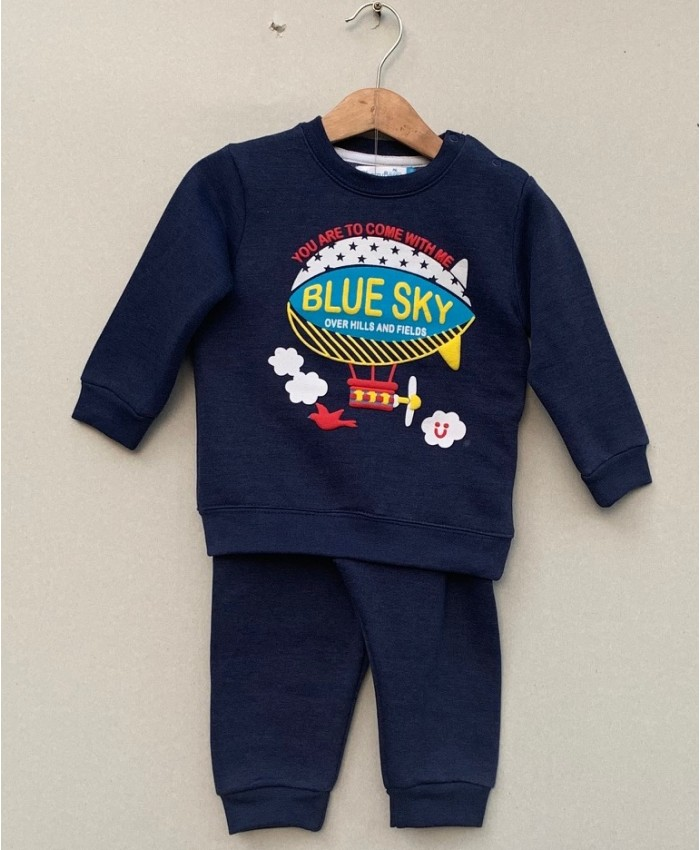 Infant sweatshirt, Pajama set (W19U25)
