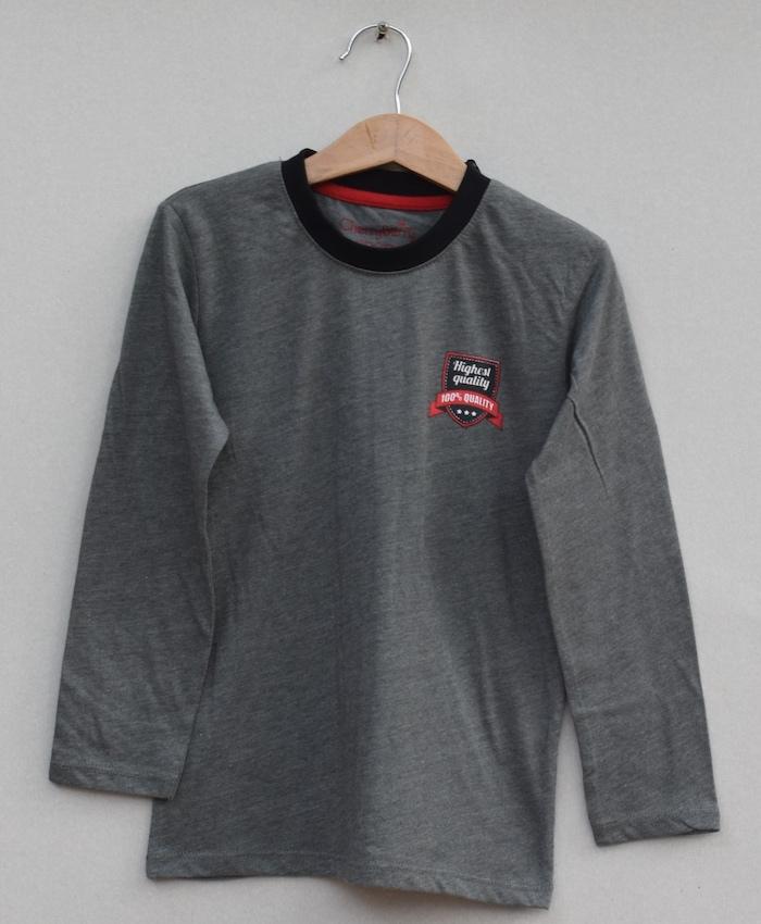 Kids Printed t-shirt (W19B22)