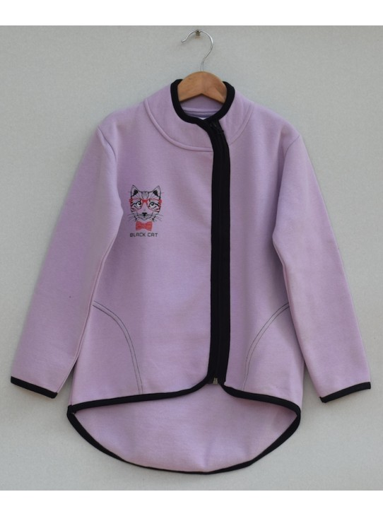 Girls fleece top (W19G06)