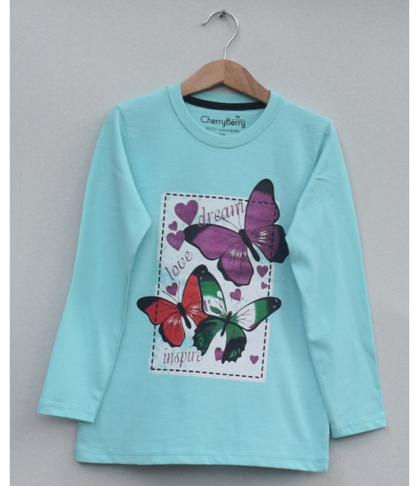 Girls Printed t-shirt (W19G22)