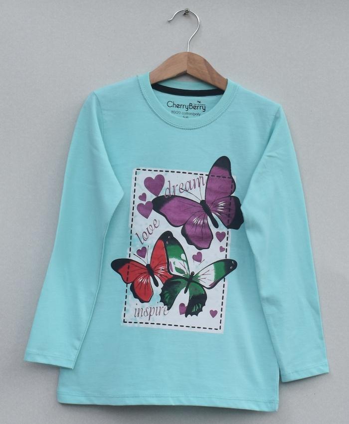 Girls Printed t-shirt (W19G22)