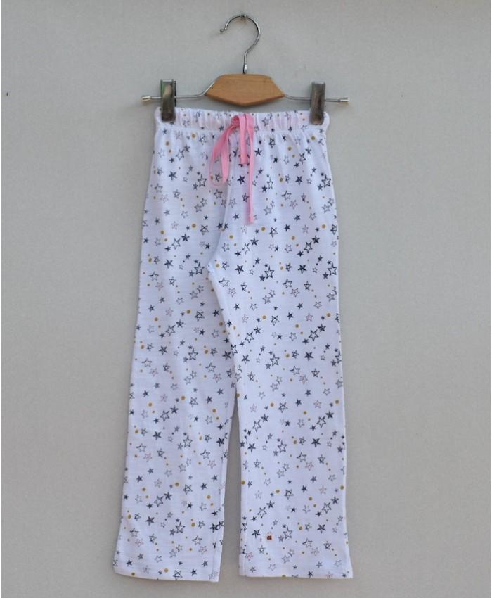 Girls printed pajama (W19G39)