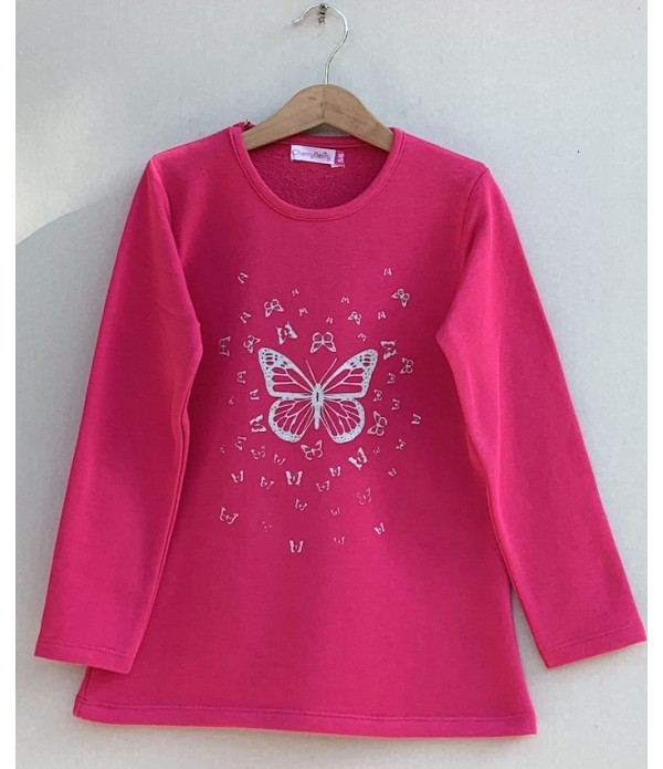 Girls Printed T-shirt (W19G44)