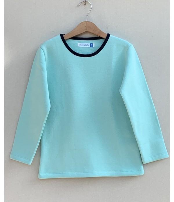 Kids Fleece Undershirt (W19G54)