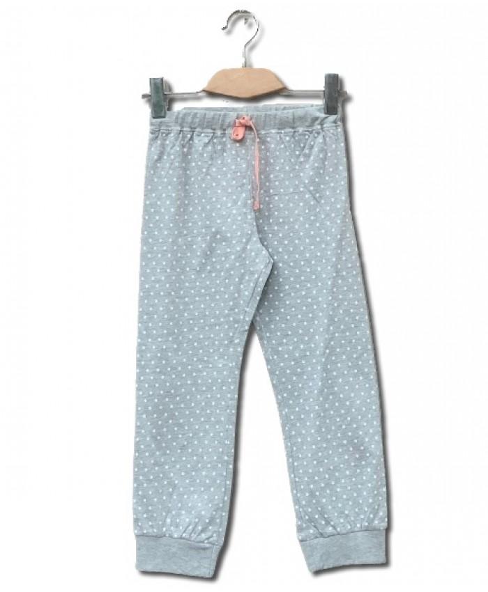 Girls allover printed Trouser