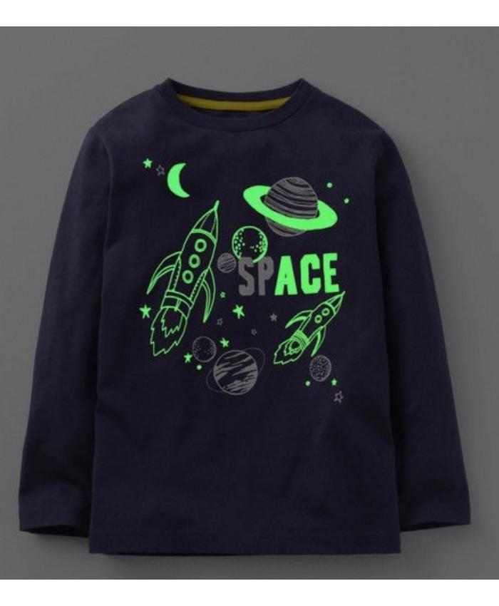 Glow in dark sweatshirt