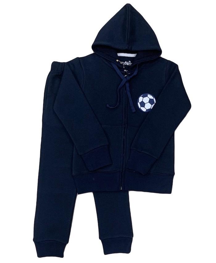 Boys hoodie trouser set