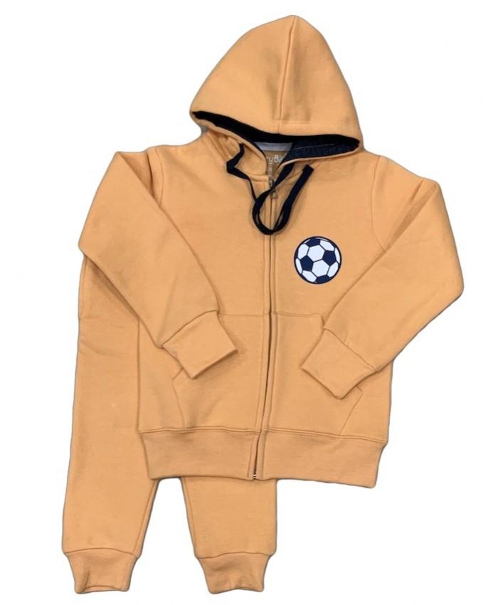 kids hoodie trouser set