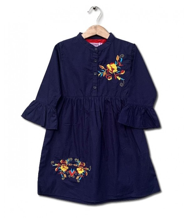 cotton embroider top