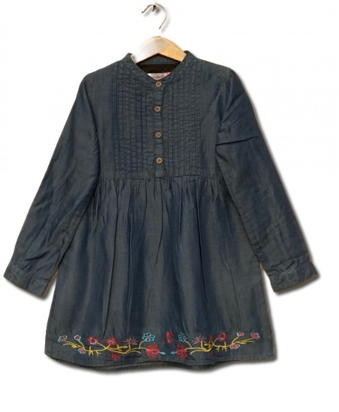 Girls embroider top