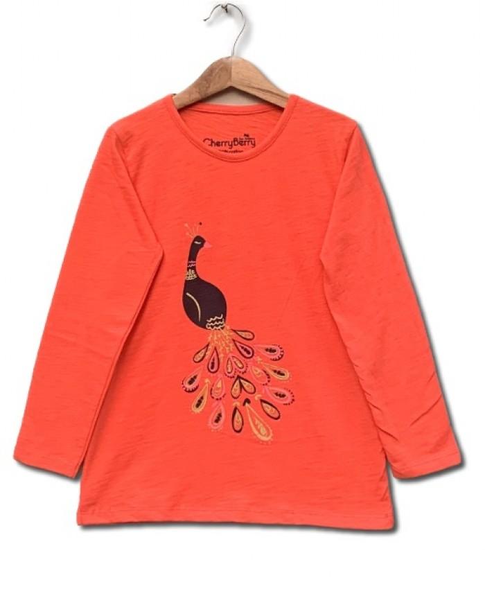 Peafowl T-shirt