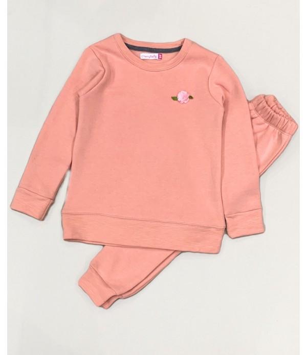 Baby Girls Sweatsuit