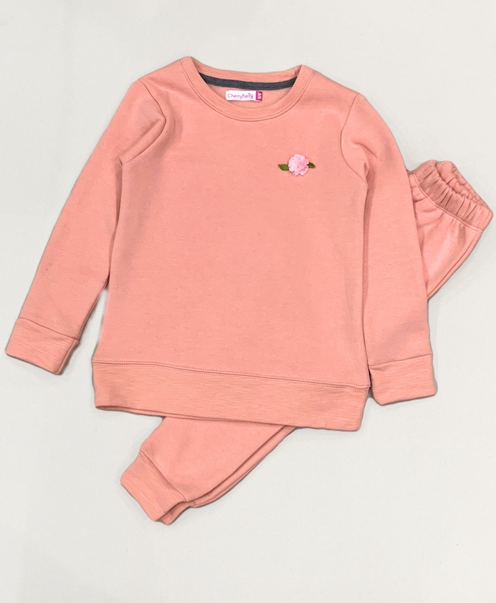 Baby Girls Sweatsuit