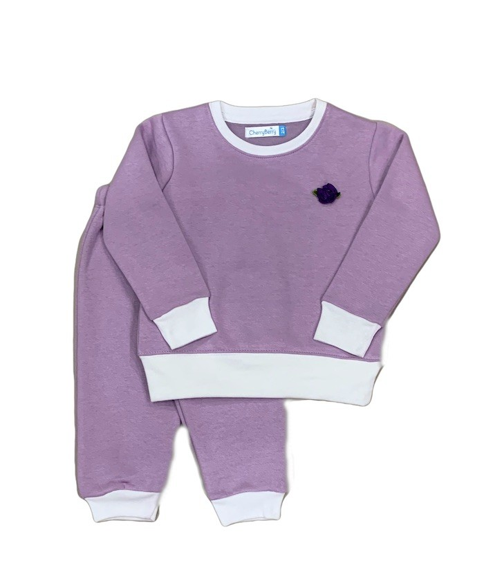 Girls winter fleece Set