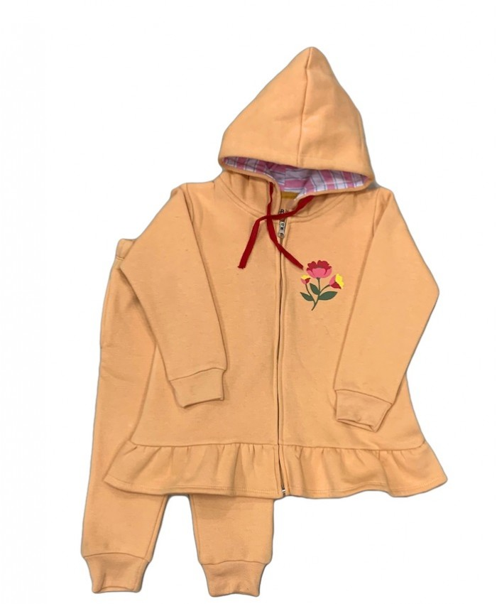 Girls Hoodie, Trouser set