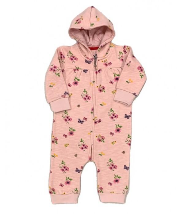 Baby hoodie Romper