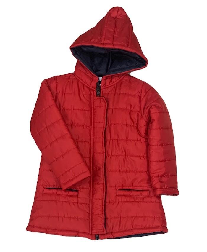 Winter Hoodie Jacket