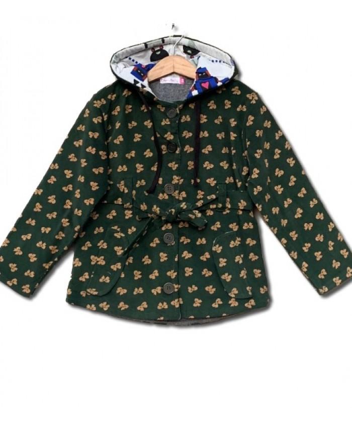 Girls Hoodie Jacket