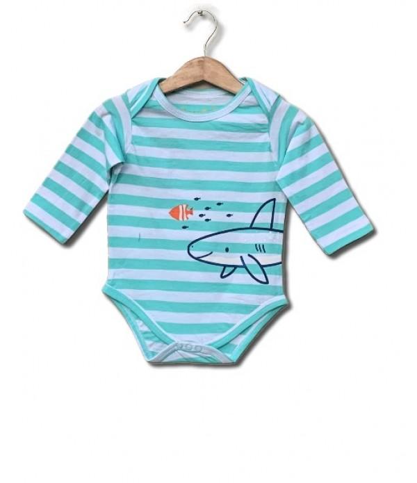 fish strips bodysuit