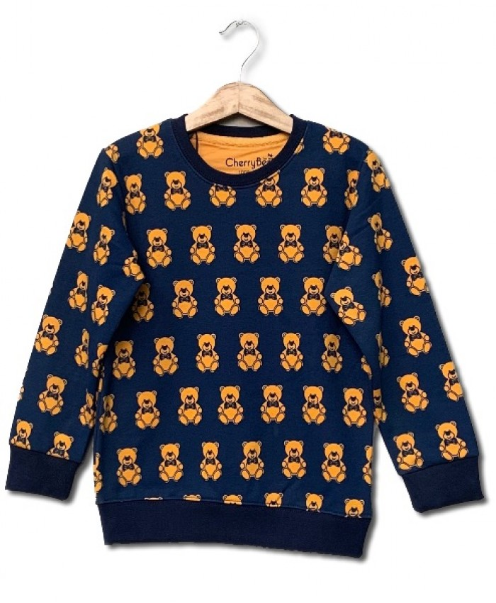 Carton printed sweatshirt