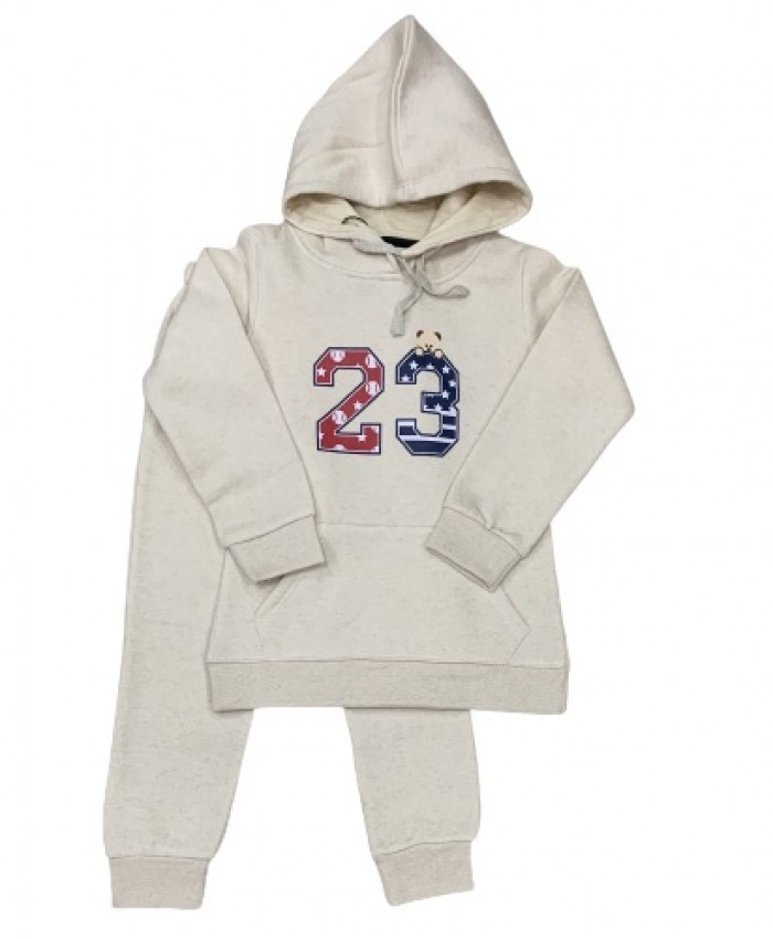kids hoody trouser set