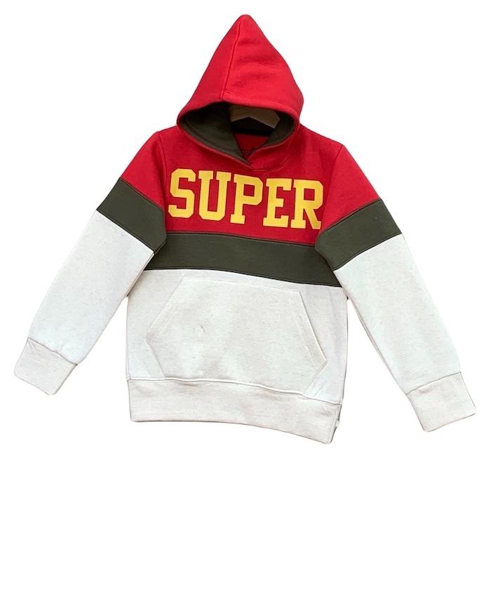 Super hoodie