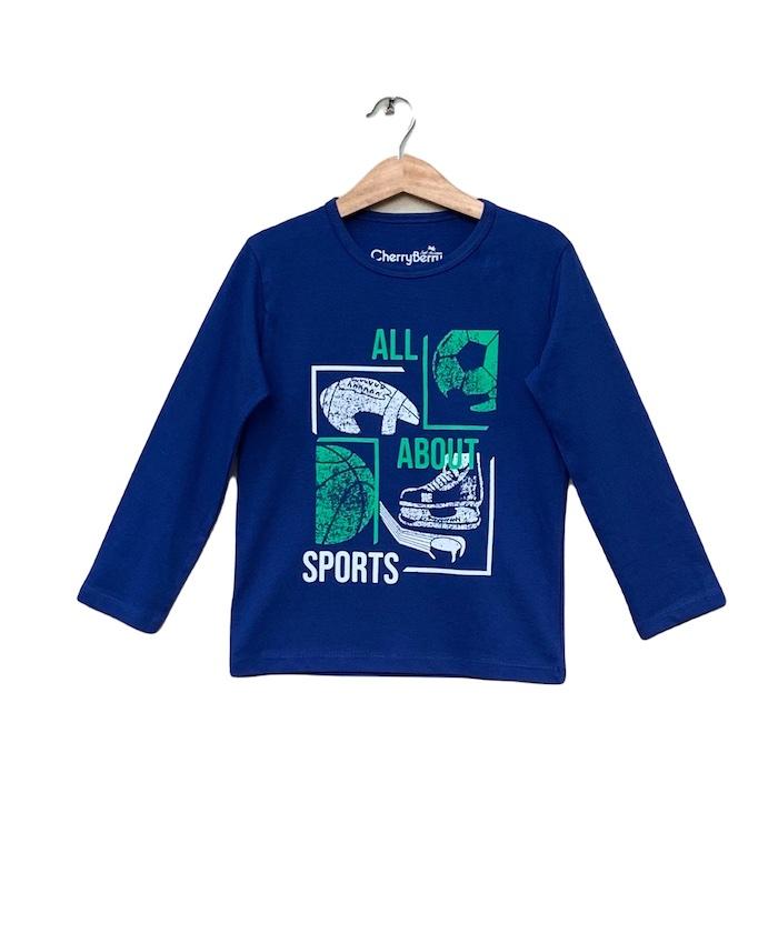 sports boy T-shirt