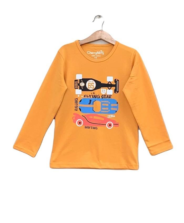 flying star T-shirt