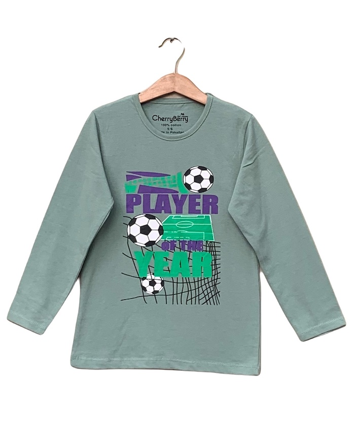 Player  of year T-shirt