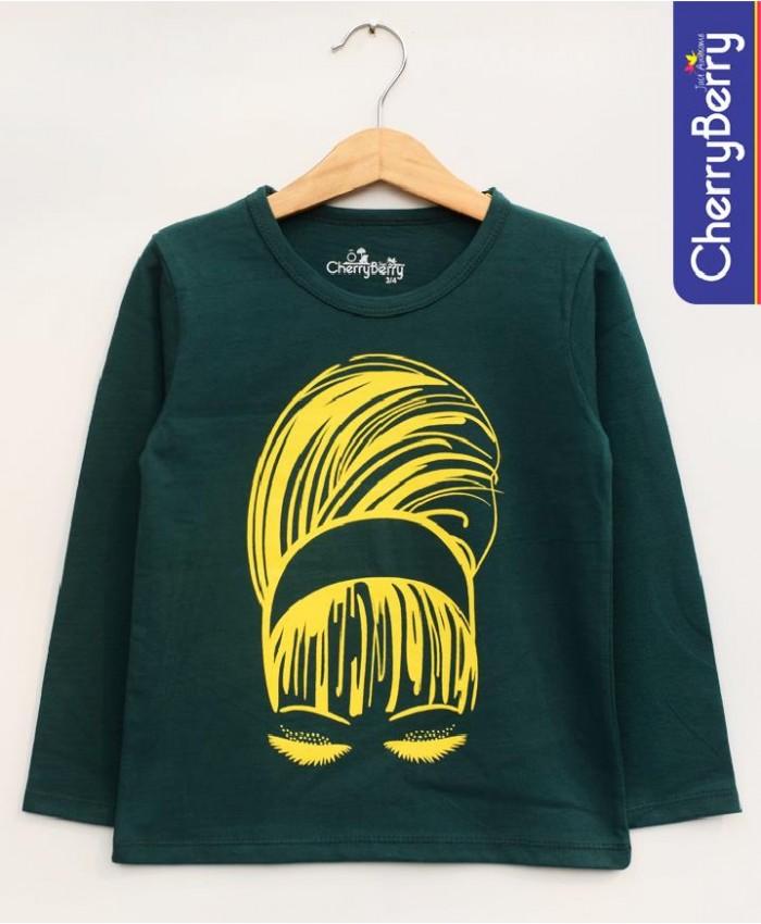 Baby Girl C/N T-shirt